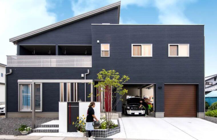 桧家住宅の外観画像